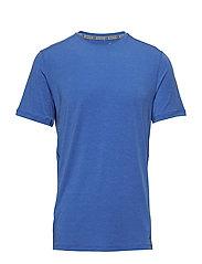 GapFit Breathe Classic T-Shirt - BRISTOL BLUE 2