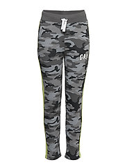 FT SLIM SWEATPANT - GREY CAMO