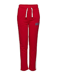 FT SLIM SWEATPANT - MODERN RED 2