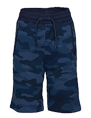 FT FASHION SH - BLUE CAMO