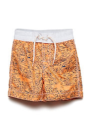 SWIM TRUNK - JOS ORANGE