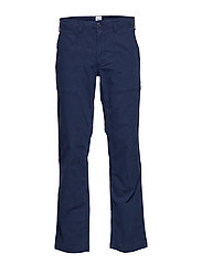 V-STRETCH UTILITY WORK WEAR PANT - TAPESTRY NAVY