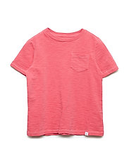 SS PKT TEE - WEATHERED RED