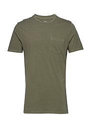 Vintage Wash Pocket T-Shirt - DESERT CACTUS