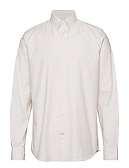 Lived-In Stretch Oxford Shirt - FROSTED PINK