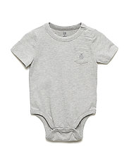 BF SS SOLID BS - LIGHT HEATHER GREY B08