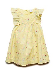 EA FLUTTER DRS - SPRING YELLOW