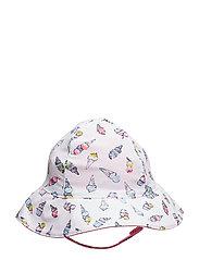 SWIM REV HAT - OPTIC WHITE