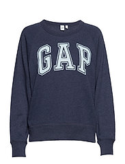 GAP OUTLINE PO - NAVY HEATHER