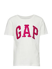 V-GAP FLP TEE - NEW OFF WHITE