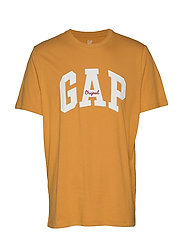 Gap Logo Crewneck T-Shirt - DESERT SUNSET