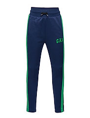 GapFit Kids Logo Pull-On Pants - ELYSIAN BLUE 3