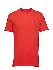 GAP ORIG PKT T - NEW CORAL