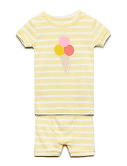 Sh Tg Ice Cream Sj Pyjamas Set Gul GAP