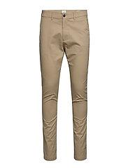 Modern Khakis in Skinny Fit with GapFlex - KHAKI1