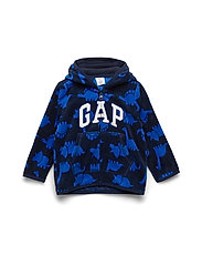 Baby Brannan Bear Gap Logo Sweatshirt - NAVY UNIFORM