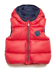 WARMEST VEST - MODERN RED 2