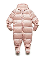 Baby ColdControl Ultra Max Down Snowsuit - PINK CHAMPAGNE