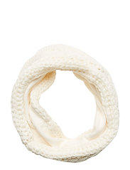 Kids Cable-Knit Neckwarmer - IVORY FROST