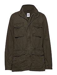 V-FATIGUE JACKET - DEEP WOODS 651