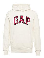 Gap Logo Pullover Hoodie - CARLS STONE