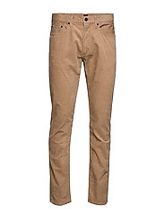 Slim Fit Cords with GapFlex - MOJAVE