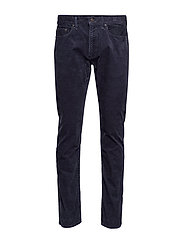 Slim Fit Cords with GapFlex - NEW CLASSIC NAVY