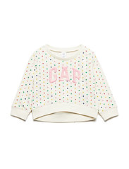 Toddler Gap Logo Print Sweatshirt - MULTI STARS