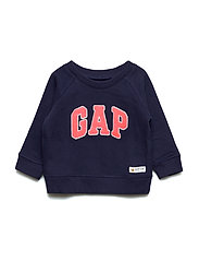 Baby Gap Logo Sweatshirt - NAVY UNIFORM