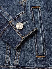 GAP - Kids Denim Icon Jacket - denimjakker - medium wash - 3