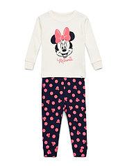 babyGap | Disney Minnie Mouse PJ Set - SNOWFLAKE MILK