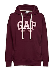 TB GAP FELT TUNIC - SECRET PLUM
