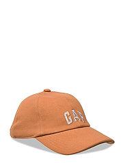 Gap Logo Twill Baseball Hat - HOLIDAY COCOA
