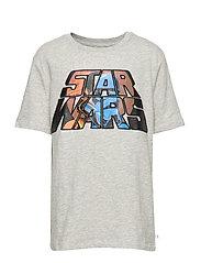 GapKids | Star Wars™ Graphic T-Shirt - LIGHT HEATHER GREY B08