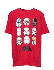 GapKids | Star Wars™ Graphic T-Shirt - MODERN RED 2