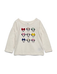 babyGap | Disney Minnie Mouse T-Shirt - IVORY FROST