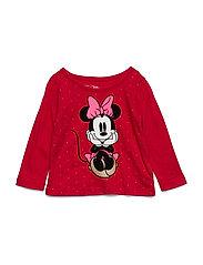 babyGap | Disney Minnie Mouse T-Shirt - MODERN RED 2