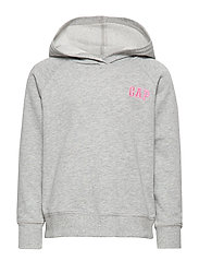 V-CHN LOGO PO - B10 GREY HEATHER