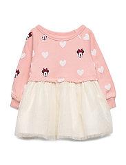 babyGap | Disney Minnie Mouse Mix-Media Dress
