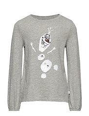 GapKids   Disney Frozen 2 Sequin T-Shirt - B10 GREY HEATHER