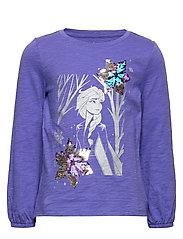 GapKids   Disney Frozen 2 Sequin T-Shirt - BLUE IRIS 2