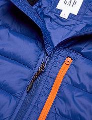 GAP - Mix-Fabric Sherpa Vest - vesten - bodega bay - 2