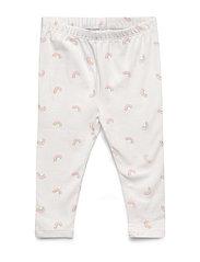 Toddler Everyday Leggings - RAINBOW DAISY