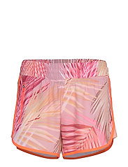 GapFit Colorblock Shorts - PALM PRINT