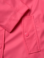 GAP - Kids Jersey-Lined Raincoat - jassen - pink pop neon - 3