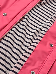 GAP - Kids Jersey-Lined Raincoat - jassen - pink pop neon - 4