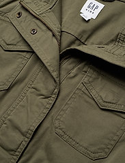 GAP - Kids Utility Jacket - denimjakker - iguana green - 3