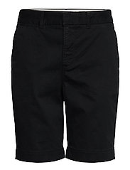 Bermuda Shorts - TRUE BLACK