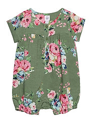Baby Floral Shorty - TWIG