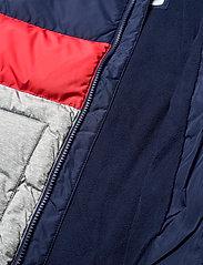GAP - CHN WRMST JKT - gewatteerde jassen - blue color block - 3